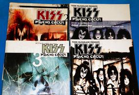 Kiss - Todd Mcfarlane Presents Kiss Psycho Circus 4 Volumes