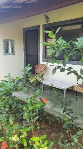 Casa Com 3 Dormitórios À Venda, 100 M² Por R$ 690.000,00 - Geribá - Armação Dos Búzios/rj - Ca0761