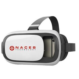 Naceb Na-625 Lentes De Realidad Virtual 3d Con Panel Deslisa