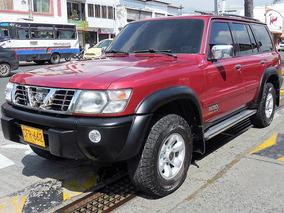 Nissan Patrol Grx 1999 At 4.500