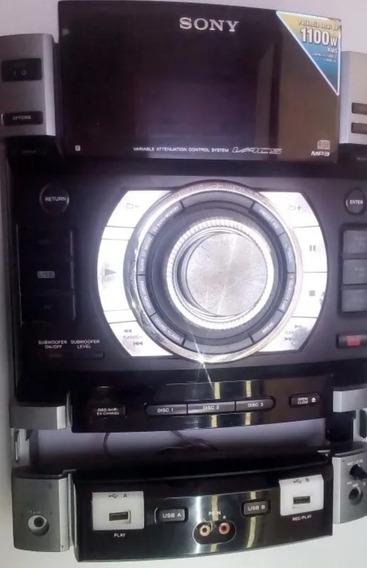 Frente Completa Sony Gtr8 Completa