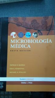 Microbiologia Medica 6ta Edicion Murray Rosenthal Pfaller