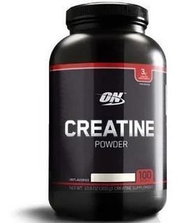 Kit 2x Creatina Powder (300g) Optimum Nutrition (total 600g)