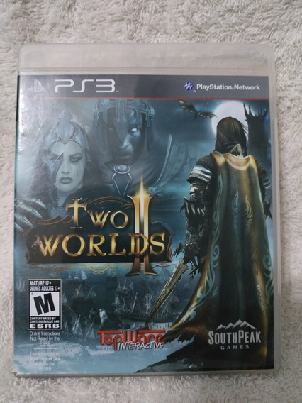 Two Worlds 2 Ps3 Original