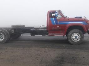 Dodge 800 Motor Cummins Petrolero Caja Spicer Con Ruster