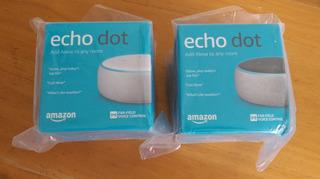 Amazon Echo Dot 3ra Generacion Nuevo Caja Sellada