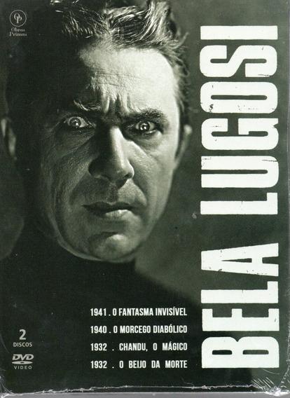 Dvd Bela Lugosi - Opc - Bonellihq A19