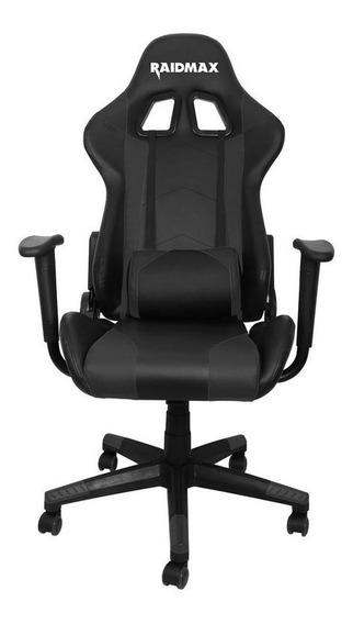 Cadeira Gamer Raidmax Drakon Dk 702 Preta