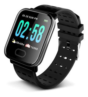 Smartwatch A6 Relógio Inteligente Hero Band 3 Fitness Smart