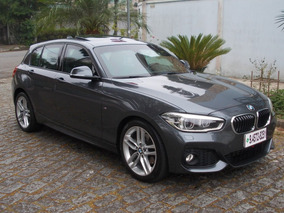 Bmw 125 I 2.0 M Sport Active Flex 2016 Blindada