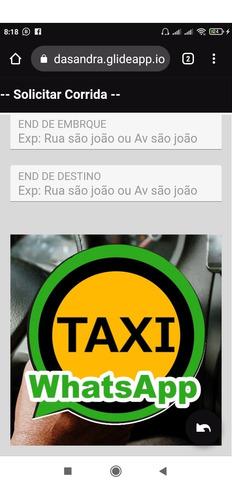 Aplicativo Estilo Uber No Whatsapp