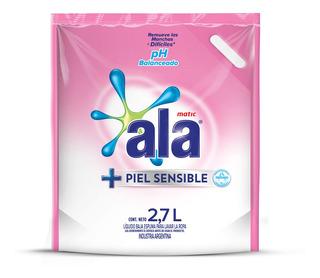 Jabon Liquido Ala Piel Sensible Doy Pack X 2700ml