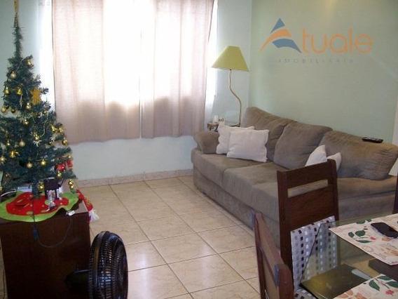 Apartamento Residencial Para Venda, Parque Residencial Orquídea, Sumaré. Ap3154 - Ap3154
