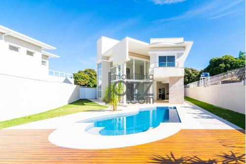 Casa Residencial À Venda, Residencial Estância Eudóxia, Campinas. - Ca1753