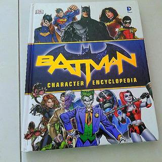 Batman Guia Enciclopedia Libro Marvel Dc Comics A 69 Soles