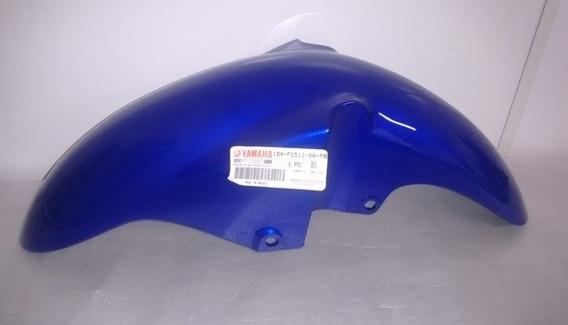 Para-lama Dianteiro Azul Yamaha Fazer 250 Original