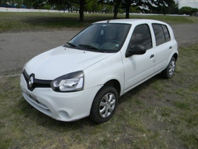Renault Clio Pack Sat 2015 N1.2 Full Impecable 47.000kms