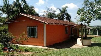 Chácara Residencial À Venda, Caucaia Do Alto, Cotia. - Ch0067