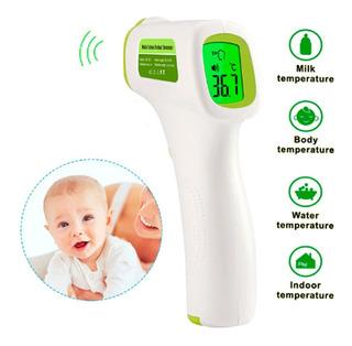 Termômetro Digital Infravermelho Corporal Febre Bebe Humano
