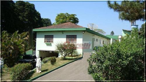 Chácara Com 11 Dormitórios À Venda, 6000 M² Por R$ 1.540.000,00 - Parque Astúrias - Suzano/sp - Ch0021