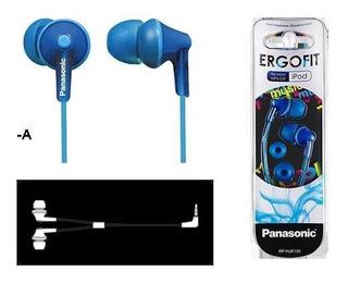 Auricular Panasonic Hje125 In Ear Negro/ Blanco / Rosa /azul