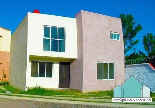 Hermosa Casa En San Juan Del Río, Queretaro. Cg-51