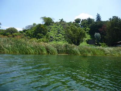 Terreno Con Impresionante Vista A Orilla Del Lago Atitlan