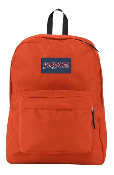 Jansport Mochila Superbreak Naranja