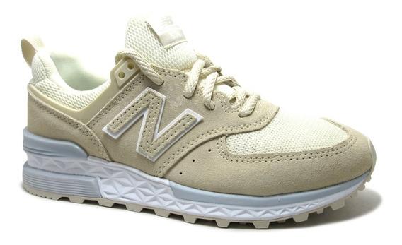 Zapatillas New Balance Ws574sne Para Mujer Urbanas