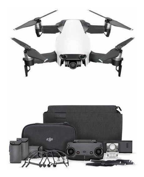 Drone Dji Mavic Air Combo Fly More + Nota Fiscal, 12xs/juros