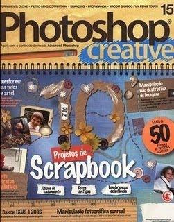 Photoshop Creative Edição:nº15 Projetos De Scrapbook