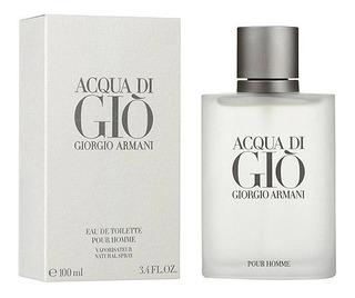 Acqua Di Gio Homme Edt 100 Ml (h) Original / Elite Perfumes
