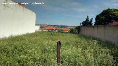 Terreno Para Venda Em Tatuí, Jardim Santa Rita De Cássia - 363