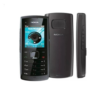 Nokia X1-00 - Só Funciona Vivo - Mp3, Rádio Fm Novo Lacrado