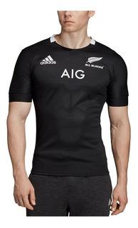 Camiseta Oficial adidas All Blacks Hombre