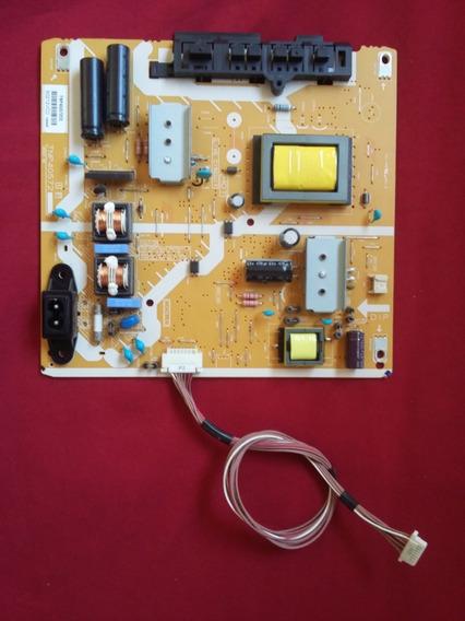 Placa Fonte Tv Panasonic Tc-32a400b Com Rabicho Da Principal