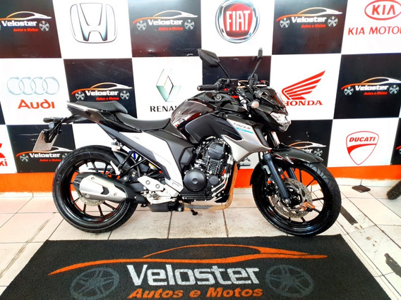 Yamaha Fazer 250 Abs | Único Dono Com 6.506km