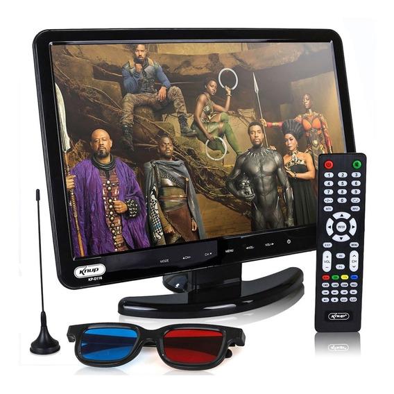 Tv Digital Monitor 3d 15,4