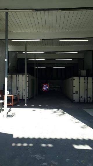 Salão Para Locação Em Santo André Sl0074 - Sl0074