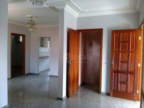 Casa Com 3 Dormitórios À Venda, 189 M² Por R$ 550.000 - Jardim Paulista - Presidente Prudente/sp - Ca2627