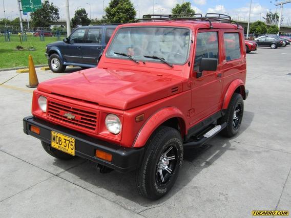 Chevrolet Samurai Mt 1300