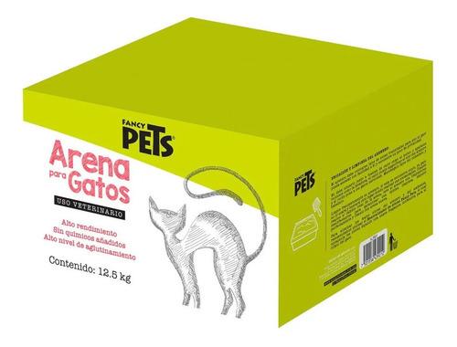 Imagen 1 de 7 de Arena Aglutinante Para Gato Sin Aroma Sin Químicos (12.5 Kg)