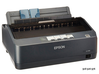 Epson Lx-350 Matricial Facturacion Electronica Y Kardex