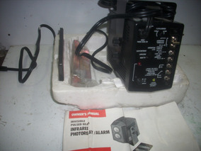 Sensor Infra / Foto Eletrico Alarmi Contra Roubo Cod 49-307