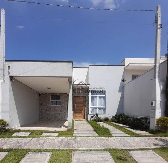 Casa Com 3 Dormitórios À Venda, 105 M² Por R$ 415.000 - Jardim Montreal Residence - Indaiatuba/sp - Ca1854