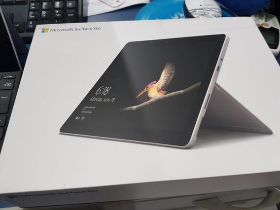Microsoft Surface Go 128gb Ssd Com Teclado 8gb Ram