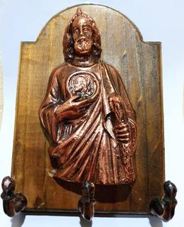 Porta Llaves Con San Judas Tadeo
