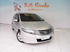 Honda City1.5 Lx 16v Flex 4p Automático 2011