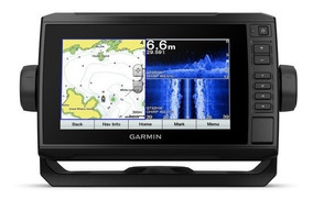 Gps Garmin Com Sonar Echomap Plus 72sv S/ Transducer