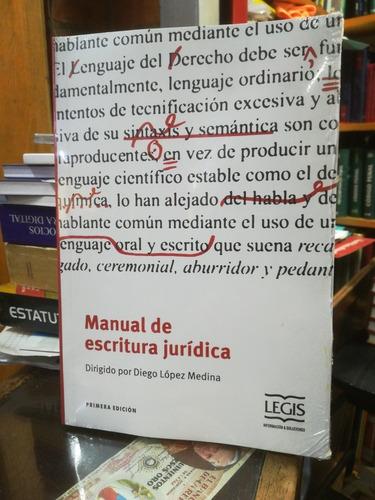 Manual De Escritura Juridica